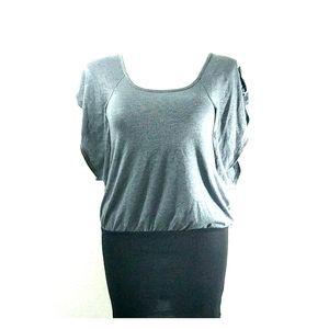 🏷️Delirious LA   Batwing Bodycon Dress / Size: XL